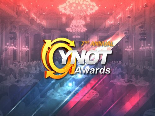 7th Annual YNOT 2017 Award Winners @ Prague