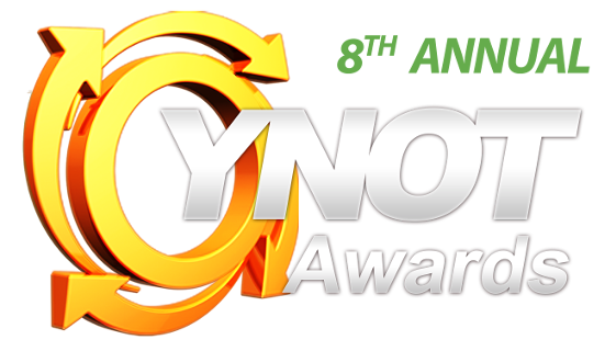 8th Annual YNOT 2018 Awards Winners @ Prague